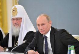 Владимир Путин: «С Богом!»