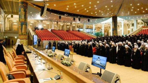 Отворен Архијерејски Сабор Руске Православне Цркве