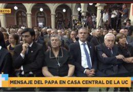 Како је Чиле дочекао Папу Франциска