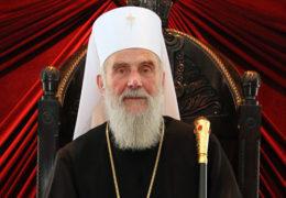 La Iglesia Ortodoxa Serbia a sus hijos espirituales en la Navidad del año 2017