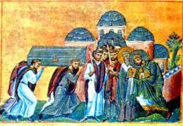 Свети Јован Златоуст, пренос моштију