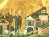 San Tarasio, Arzobispo de Constantinopla