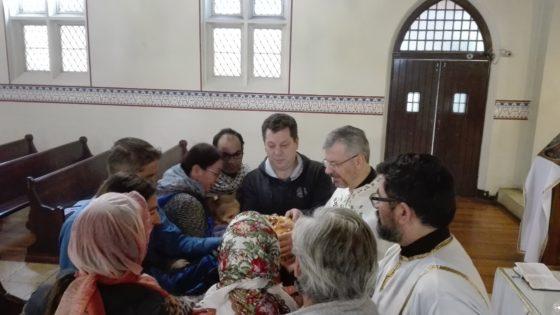 Парохијска слава у Сантјагу де Чиле – прослава Св. Николаја Жичког