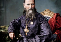 Митрополит Филарет (Вознесенский): О праведном Иоанне Кронштадтском