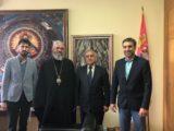 Владика Кирило у Београду о стању СПЦ на јужно америчком континенту