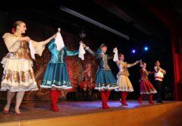 Ансамбль «Калинка» отметил свое 5-летие сольным концертом