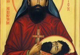 """Албанци уз повик """"Алаху екбер"""" одсекли су главу српском монаху Харитону"""