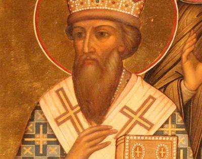 San Focio, Metropolitano de Kiev