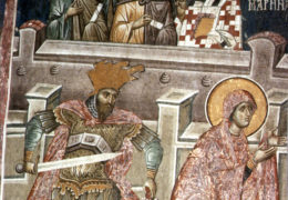 Hieromártir Atenogenio, Obispo de Heracleopolis, y sus 10 discípulos