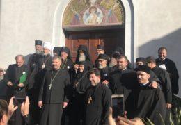 Entronizaciòn del obispo Kirilo
