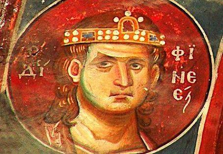 Justo Eleazar, hijo de Aarón