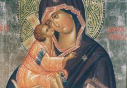 El Icono de la Madre de Dios de Vladimir
