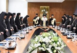 Синод Антиохийской Церкви попросил Патриарха Варфоломея созвать экстренное собрание Предстоятелей Поместных Церквей