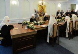 La  Iglesia Rusa cesa la comunión eucarística con el Patriarcado de Constantinopla