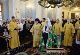 Святейший Патриарх Кирилл: Нет конфликта между Константинополем и Москвой, но есть защита Москвой незыблемых канонических норм