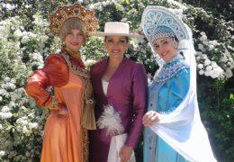 """Festival """"Fiesta de las Naciones"""" fue celebrada en Malloco, Santiago de Chile"""