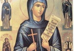 Santa Parasceva de Serbia