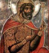 Santo mártir Longino el Centurion