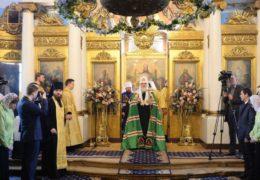Патријарх руски Кирил: Не постоји конфликт између Константинопоља и Москве, већ заштита неизмјенљивих канонских норми од стране Москве