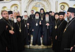 El Patriarca de Antioquía, Juan X, visitó Serbia y Montenegro