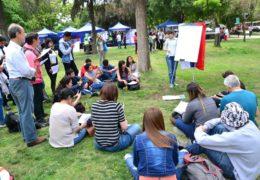 Фестиваль языков Fiesta de los Idiomas прошёл в Сантьяго, Чили