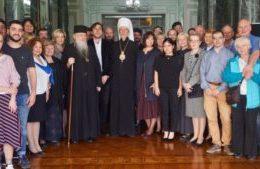Открытие регионального этапа XXVII Международных Рождественских образовательных чтений в Аргентинской и Южноамериканской епархии.