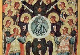 Acatisto al Santo Arcángel Miguel, Príncipe de la Milicia Celestial