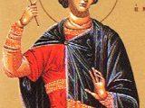 Santo martir Paramón y 370 otros con él