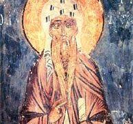 Свети преподобни Акакије Синајски