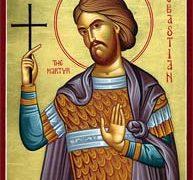 Santo mártir Sebastián y sus compañeros