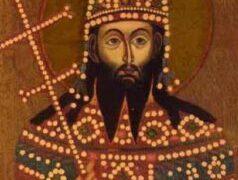 Свети Стефан Урош V, цар српски