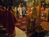 La riqueza, variedad y belleza del culto divino ortodoxo