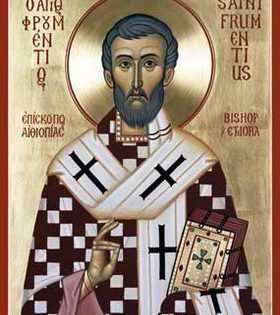 San Frumencio, el obispo de Axum