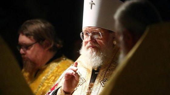 Синод Руске Заграничке Православне Цркве у потпуности подржава митрополита Онуфрија