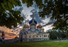 За осам година у Москви је саграђено 85 православних храмова