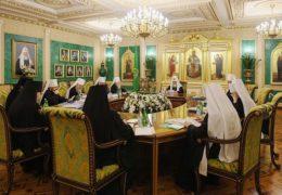Учреждены Патриаршие экзархаты в Западной Европе и Юго-Восточной Азии