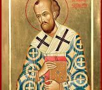 Свети Јован Златоусти: Беседа на Нову годину
