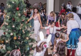Un cuento de Navidad para los Niños Santiago, Chile 2019