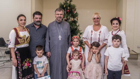 Божићна бајка у парохији Светог Николаја Српског у Сантјагу де Чиле