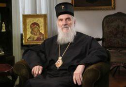 Epístola de Navidad de Su Santidad Patriarca Irinej (2019)