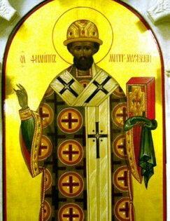 San Felipe, metropolitano de Moscú y de toda Rusia, el Milagroso