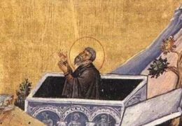 San Santiago (James, Jacobo) Obispo de Nisibis