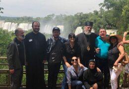 Крстовдан на водопадима Игуасу и Богојављење у провинцији Ћако