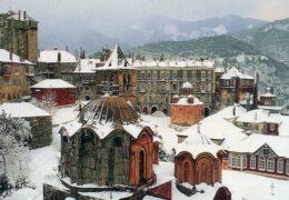 Монахи Святой Горы отказались участвовать в интронизации Епифания