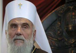 Как будто бросили бомбу в дом, – Патриарх Сербский о ситуации в Украине