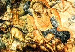 14000 младенцев, от Ирода в Вифлееме избиенные