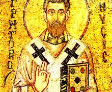 San Gregorio, obispo de Nisa