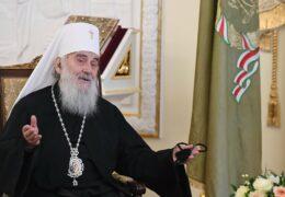 """СПЦ не признаје нову украјинску """"цркву"""", """"интронизацији"""" Думенка није присуствовао нико из помјесних цркава, изузев из Фанара"""
