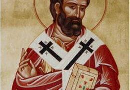 Santo apóstol Timoteo
