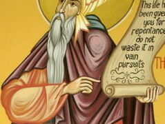 San Isaac el sirio, obispo, Nineveh